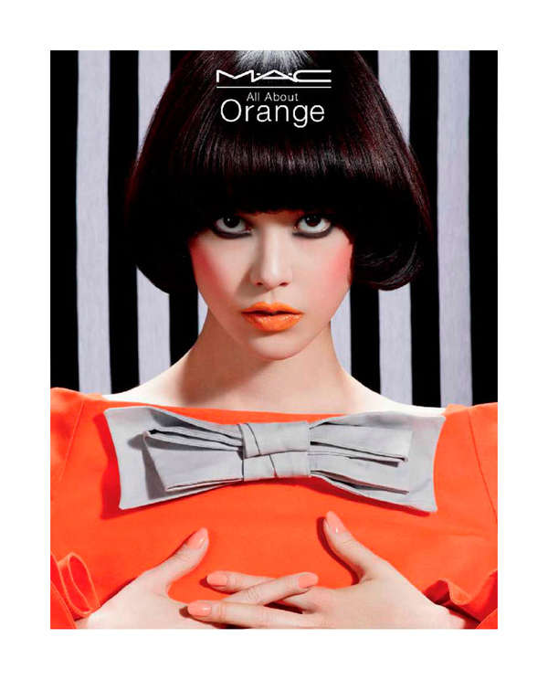 All About Orange at M•A•C 1