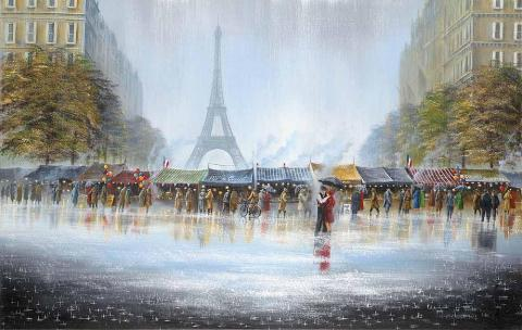 Meet Jeff Rowland at Castle Galleries 1