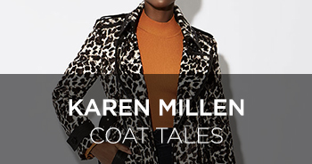 Coat Tales at Karen Millen