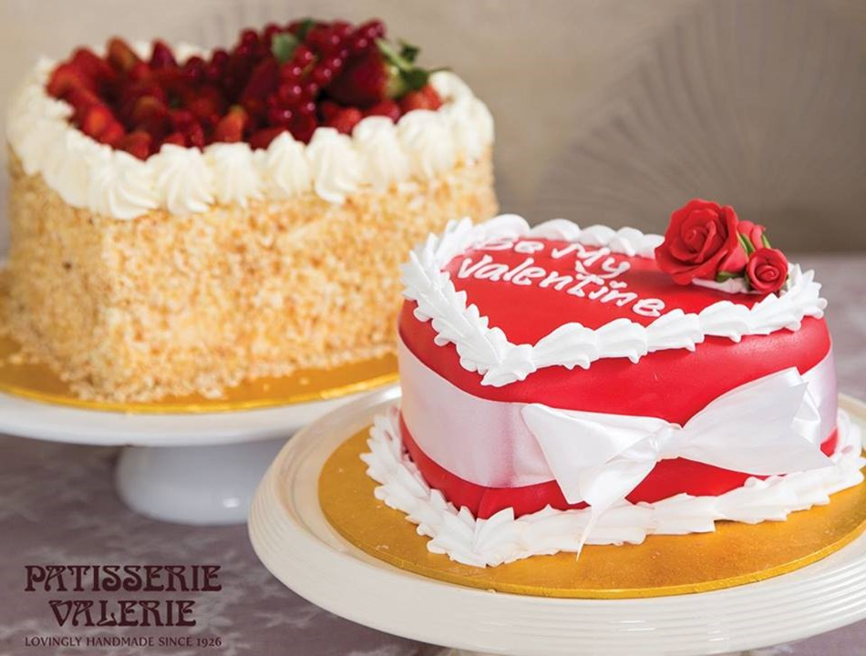 Love is in the Air at Patisserie Valerie 4