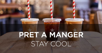 Pret a Manger Stay Cool